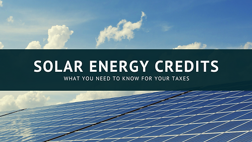 Solar Tax Credit Tampa Florida