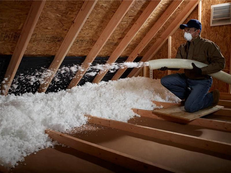 Why Choose Blown-In Fiberglass Insulation For Your Tampa Home
