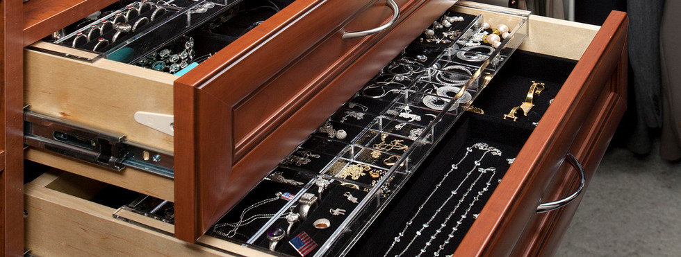 Warm Cognac Premier Drawers