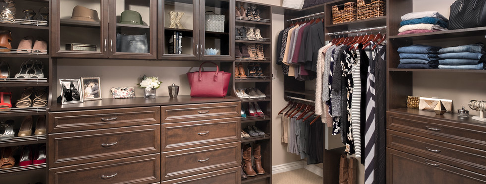 Chocolate Pear-Walk-In-Closet
