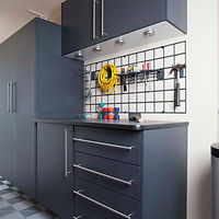 Granite Workbench with Ebony Star-Grey S