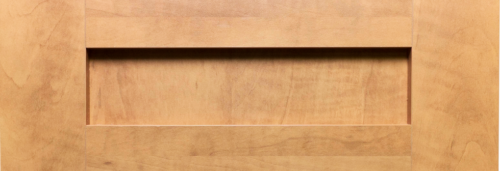 Candlelight Shaker drawer front