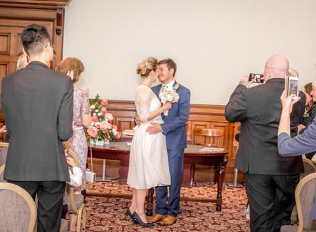 Wedding   James & Ela
