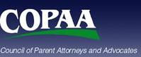 Council of Parent Attorneys and Advocates (COPAA) logo