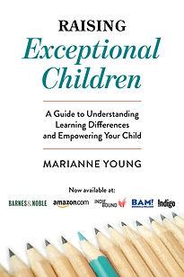 Raising Exceptional Children Book Cover
