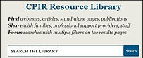 CPIR resource library search