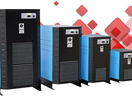 RDP Série Omega Air - Secadores de Ar por Refrigeração