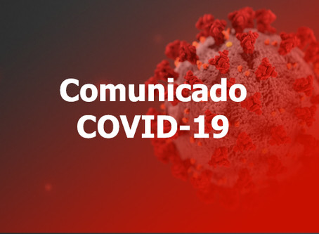 Comunicado Megafilter COVID-19