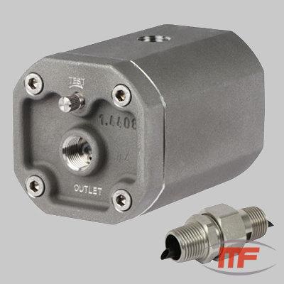 Dreno Automático de Condensado em Aço Inoxidável AOK 20SS