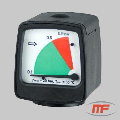 Indicador de Pressão Diferencial MDM40