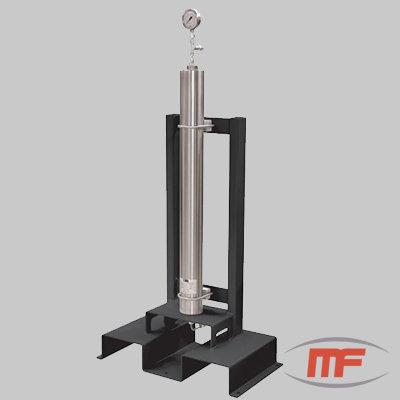 Torre de Carvão Ativado de Alta Pressão - TAC HP