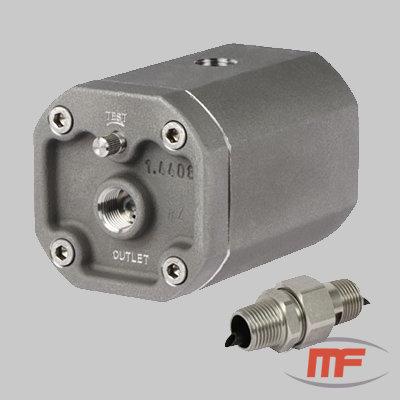 Dreno de Condensado Automático Mecânico em Aço Inoxidável AOK50SS