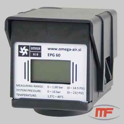 Indicador de Pressão Eletrônico EPG 60