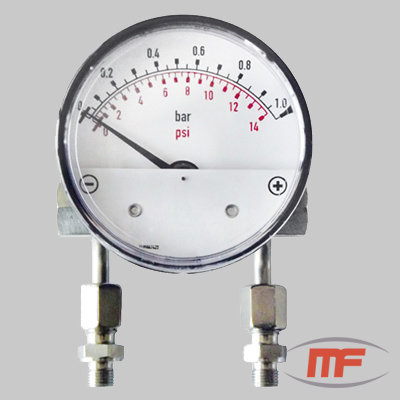 Indicador Diferencial de Alta Pressão MDHI 50