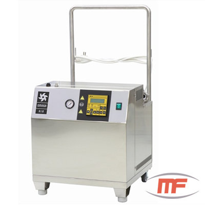 Esterilizador a vapor móvel MSS