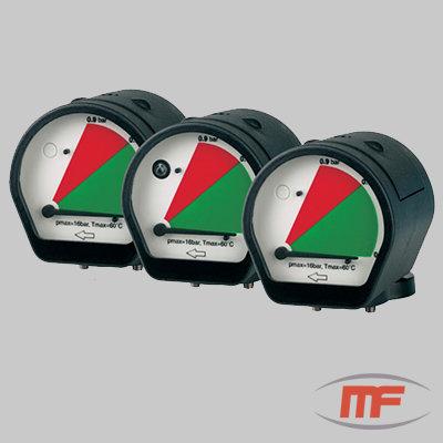 Manômetro Diferencial Magnético MDM 60