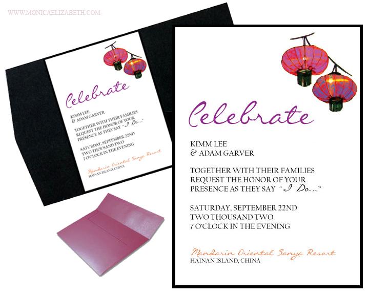 Wedding Invitations Dallas: MonEliza Designs: Dallas Custom Invitations
