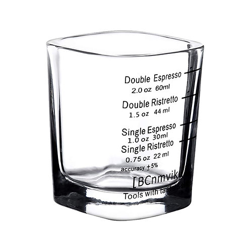 Espresso Measuring Glass