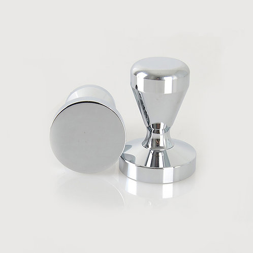 Coffee Tamper Silver