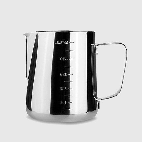 Milk Pitcher With Scale