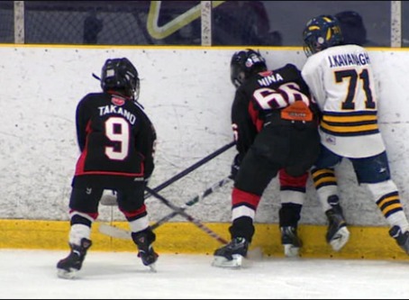 Body checking is out of PeeWee hockey... So what?