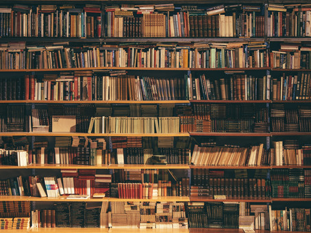 Dan's Bookshelf — Fiction