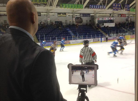 Video Coaching in Minor Officiating
