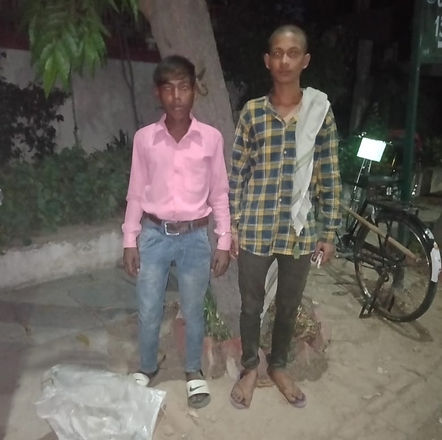 armed thieves caught.JPG