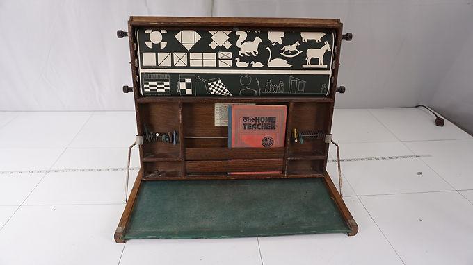 1913 Chautauqua Industrial Art Desk By Lewis E Myers