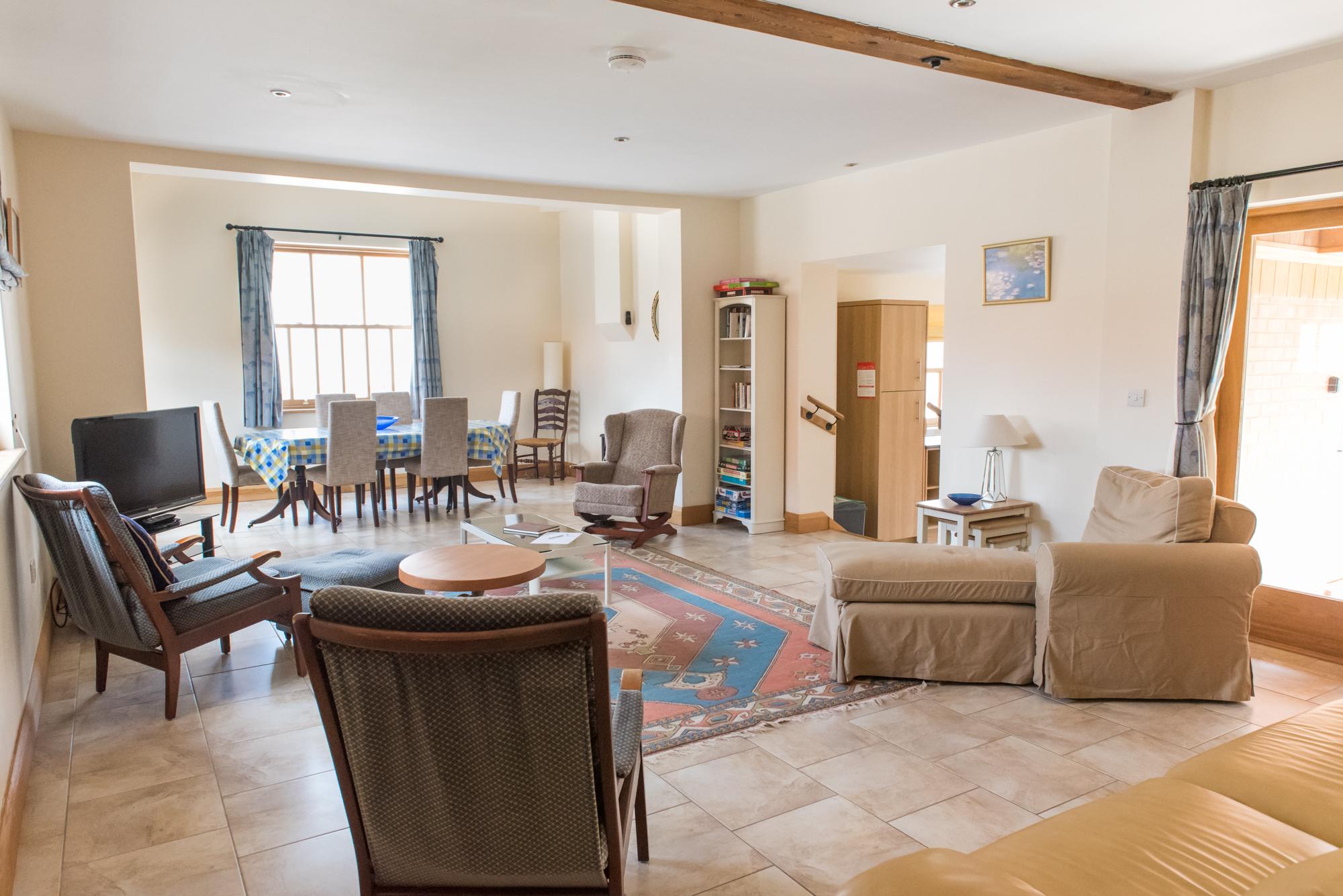 Varden House Living Area
