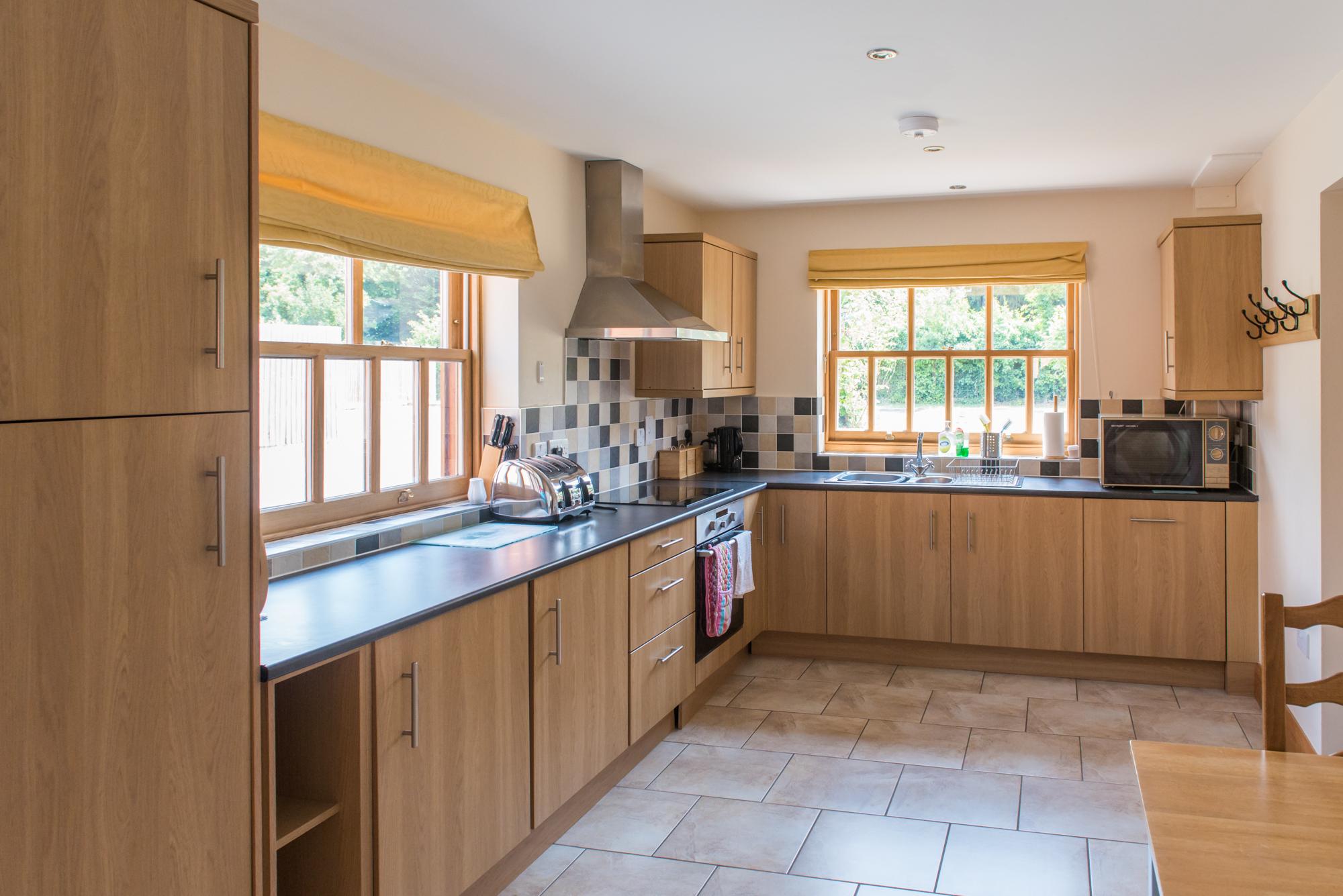 Varden House Kitchen