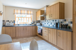 Broad Iron Cottage Kitchen