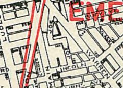 Joe Street Map