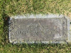 Harley's Grave