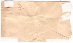 Back of Jim's Envelope