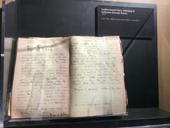 Diary belonging to Katharine Kennedy Brown (1913)