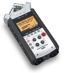 Zoom H4N Personal Handy Recorder