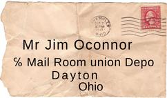 Jim Envelope Text