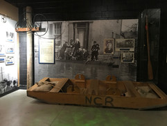 Replica NCR (National Cash Register) Boat