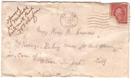 Envelope to Rose