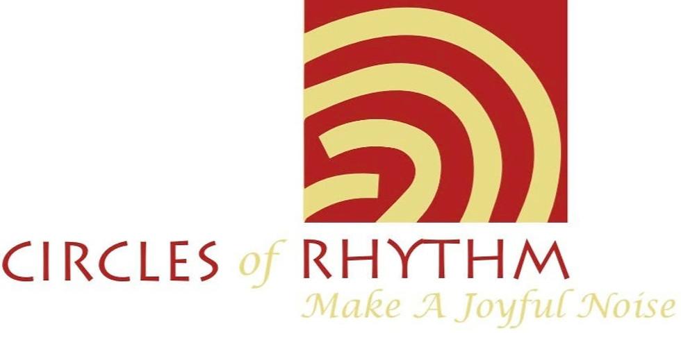 Oakridge Community Drum Circle Presented By Circles of Rhythm