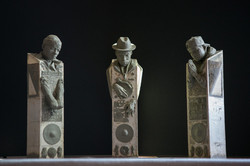 A Cypher in Queens Front Maquette
