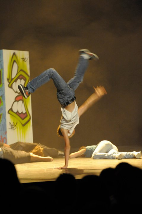 Spectacle Hip-Hop