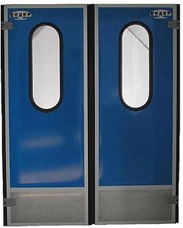 Двери распашные одностворчатые