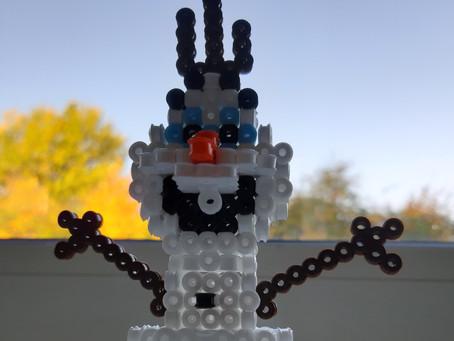 Olaf fra Frost som 3D-figur