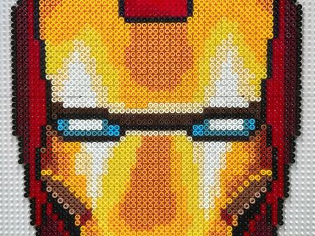 Iron Man-maske