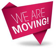 OUR OFFICE IS MOVING!!