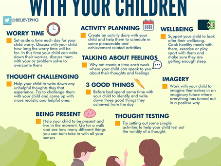 Mental Health Activities for Children