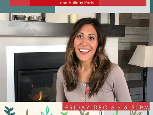 Market Your Film Lab & Holiday Party