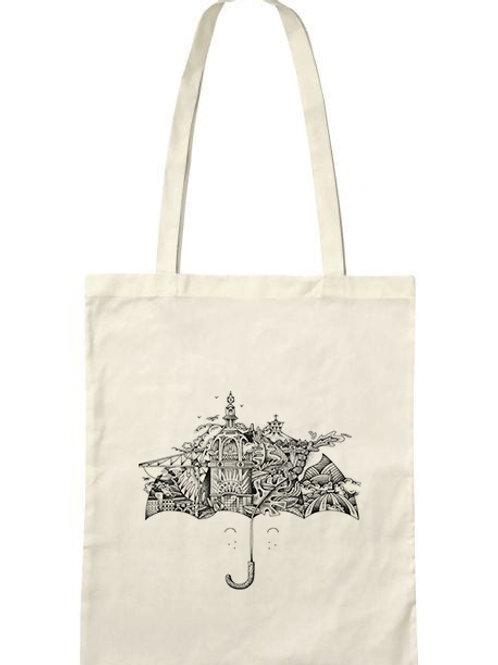 Tote-Bag Parapluie x Les Feebles